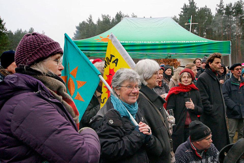 """Neujahrstreff in Gorleben: """"Viel zu tun dieses Jahr"""""""