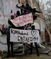 [SAW] AZ Kim Hubert solidarisiert sich mit Rigaer 94