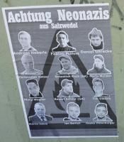 [SAW] Plakate mit Neonazis aufgetaucht