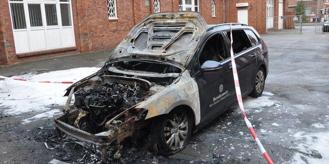 [LG] Anschlag auf Bundeswehr-Auto — Staatsschutz ermittelt
