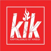 Plakataktion bei KiK