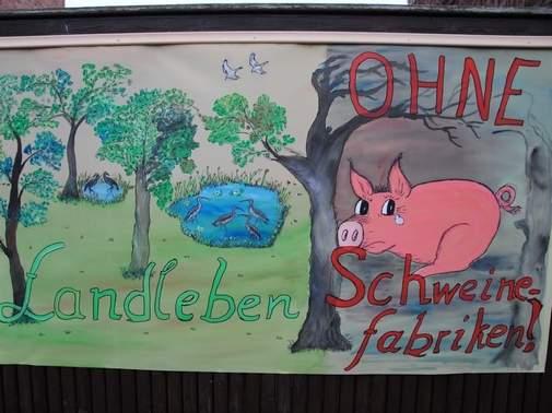 Schweinemast: Kunrauer Anlage darf gebaut werden