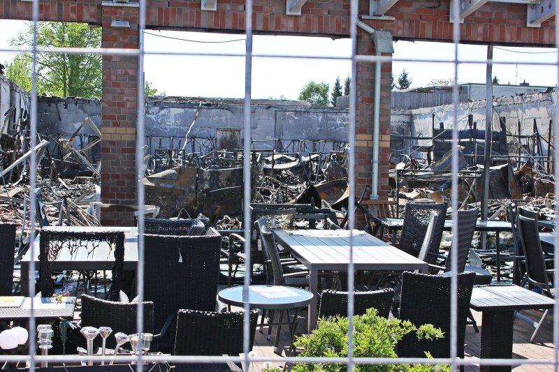 Dannenberg: Polizei geht von Brandstiftung aus