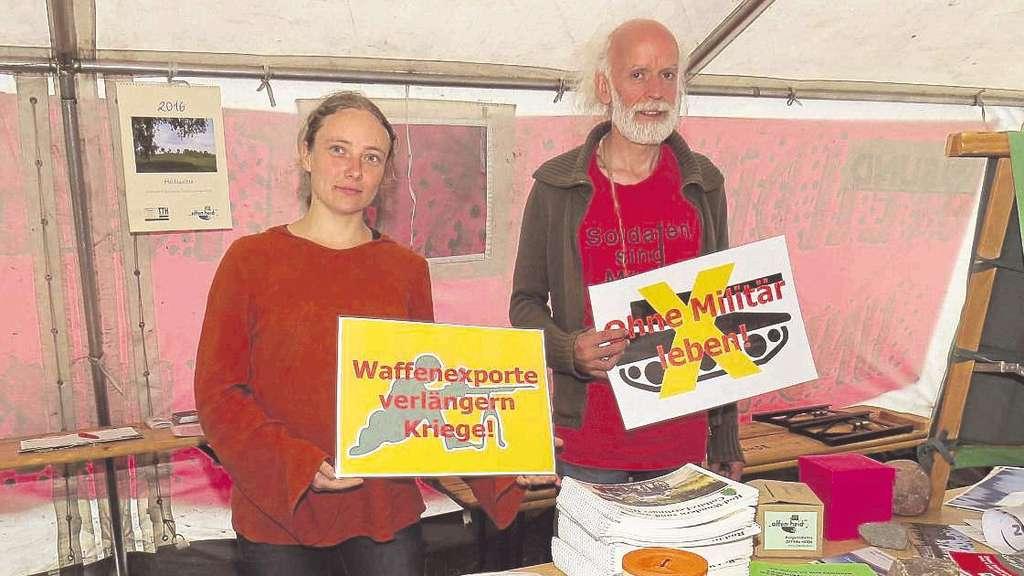 """""""War starts here""""-Camp bei Potzehne – Schwerpunktthema: Flüchtlinge"""