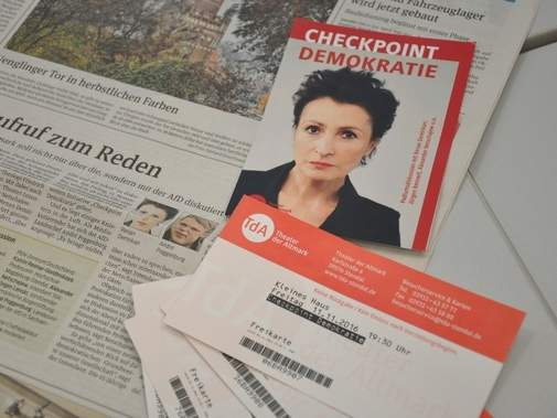 TV-Star sprengt Stendaler Podium