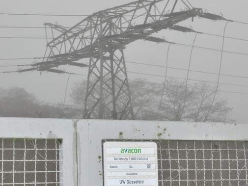 Hochspannungsleitung: Neubau soll Schutzgebiet tangieren