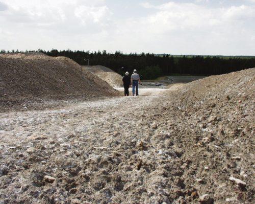Magendrücken bei Salzwasser