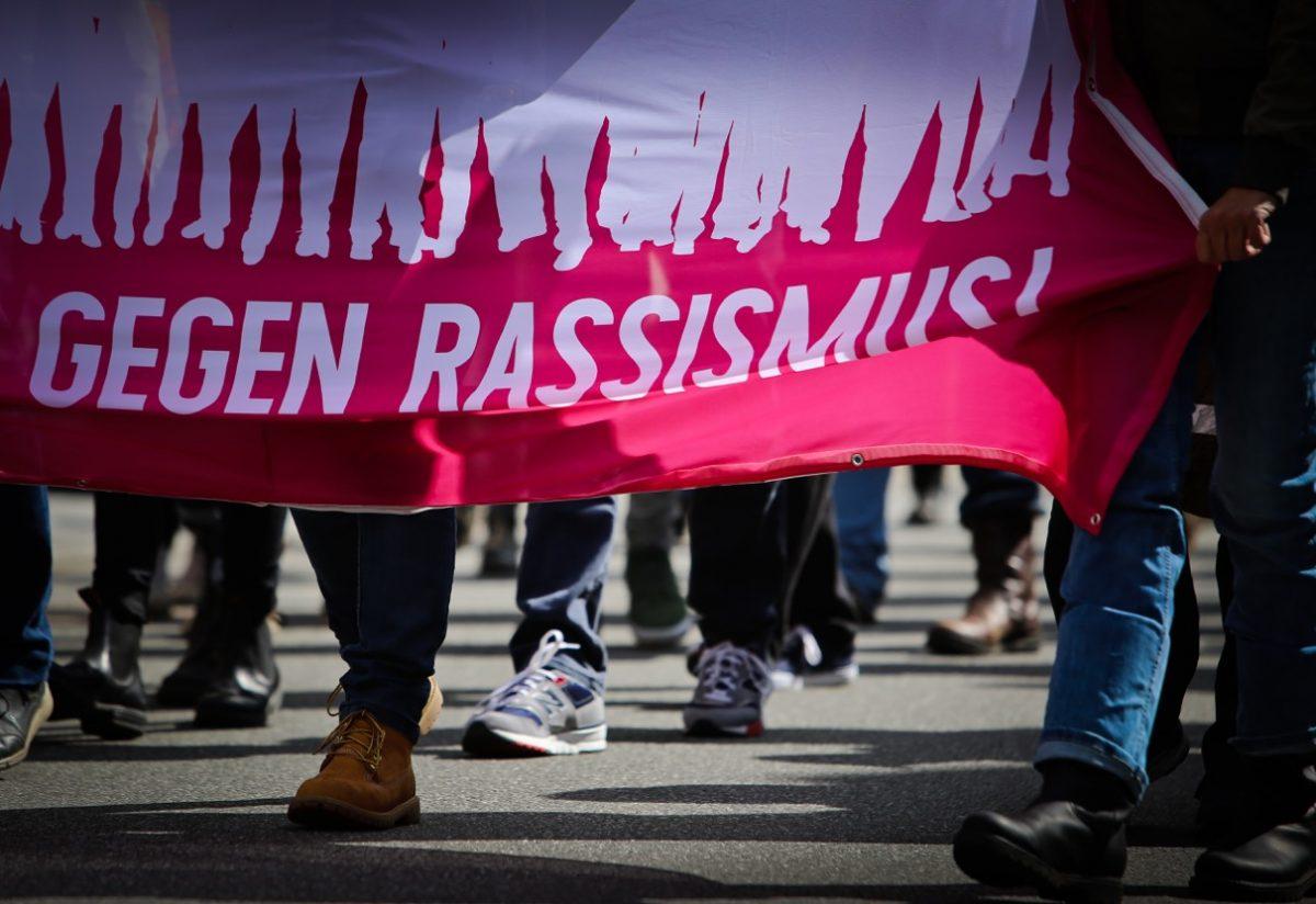 Demo in Lüchow: Reaktion auf die Schändung der künftigen Moschee