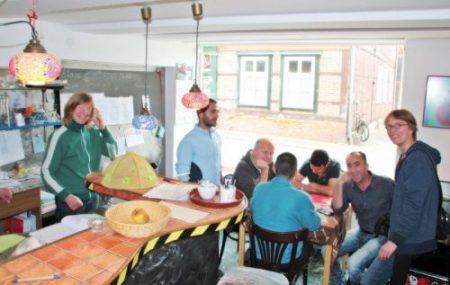 Verein Café Zuflucht besteht seit zwei Jahren