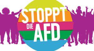 Weiter geht's – Die AfD zurückdrängen!