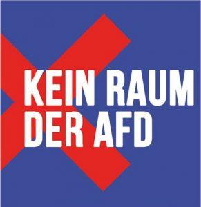 AfD? Adé! Gemeinsam gegen Rassismus und Faschismus!